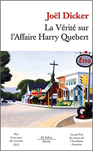 l'affaire harry quebert