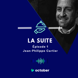 episode 1 podcast La Suite Jean-Philippe Cartier